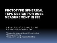 prototype spherical tepc design for dose measurement ... - Wrmiss.org