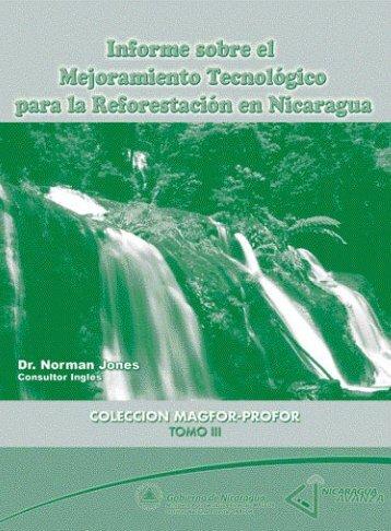 mejoramiento tecnologico para la reforestacion - magfor