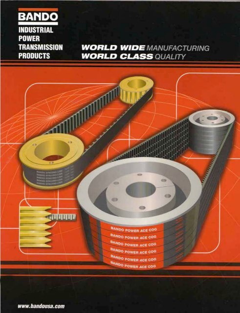 7//8 x 100 in Thermoid Prime Mover C96 Sure Set V Belt