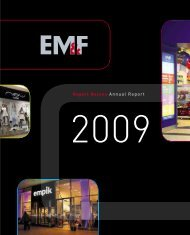 Raport Roczny 2009 - Empik Media & Fashion