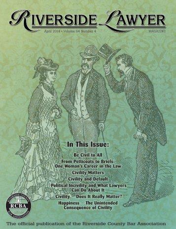 Riverside-Lawyer-Magazine-volume-64-4-April-2014