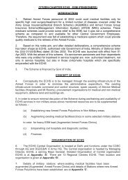 CITIZEN-CHARTER ECHS : ESM (PENSIONERS) INTRODUCTION ...