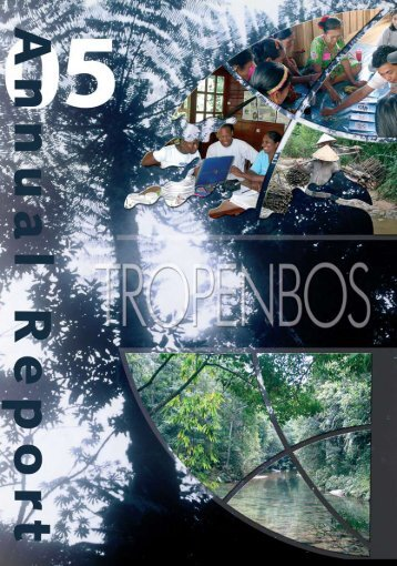 Download the publication - Tropenbos International