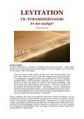 LEVITATION TIL PYRAMIDEBYGGERI - Erik Ansvang - Visdomsnettet - Page 3