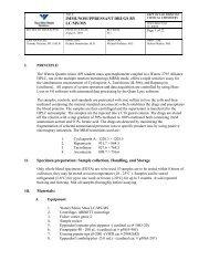Immunosuppressant Drugs by LC/MS/MS - Laboratory Medicine