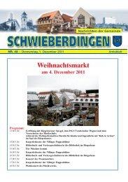 Publ schwieberdingen Issue kw48 Page 1