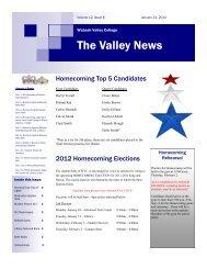 Volume 12, Issue 6 - January 2012 - Illinois Eastern Community ...