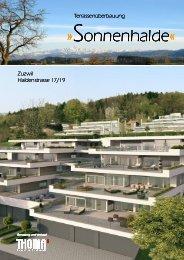 Wohnüberbauung Haldenstrasse, Zuzwil (PDF 10 MB) - Bereuter ...