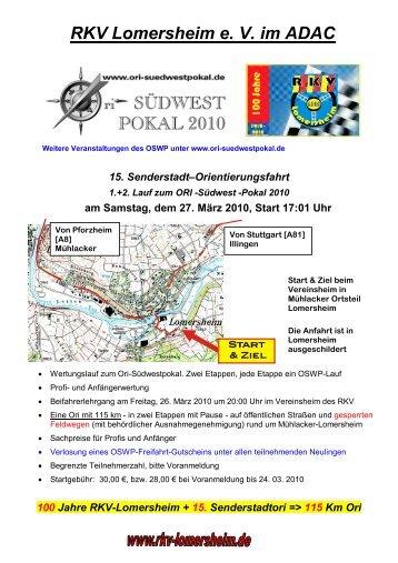 Ausschr 10 - RKV Lomersheim