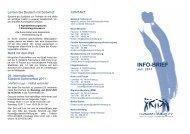 Info-Brief Juli 2011 - Südwind Freiburg eV