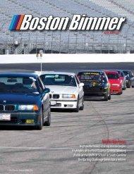 April 2012 - Boston Chapter BMW CCA