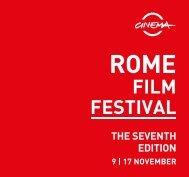 FILM FESTIVAL - Festival Internazionale del Film di Roma