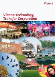 Vienna Technology, Transfer Corporation GmbH - Wien Holding