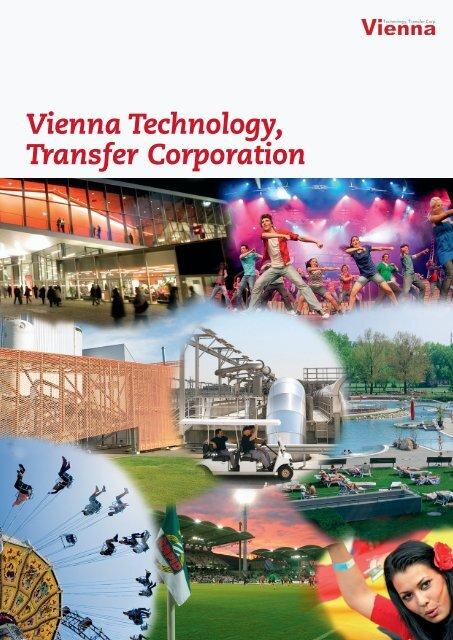 Vienna Technology, Transfer Corporation GmbH - Wien Holding