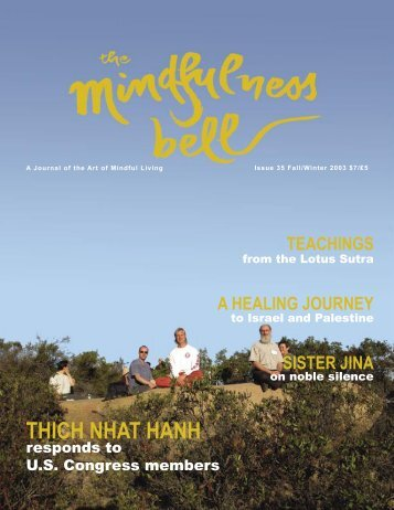 THICH NHAT HANH - The Mindfulness Bell