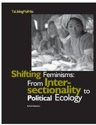 Shifting Feminisms: Political Ecology