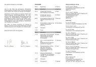 Trauma und Arthrose am Kniegelenk - RKU