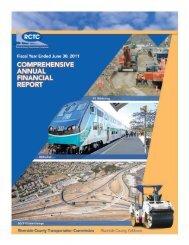 Basic Financial Statements - Riverside County Transportation ...