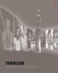 HÃ¥llbarhetsredovisning 2008 - Teracom