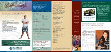 kcfcu's new web site - Kauai Community Federal  Credit Union