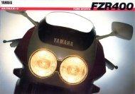FZR 400 1WG