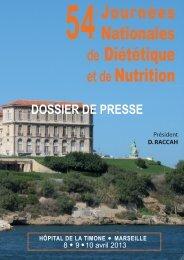 Dossier de presse - CHU Marseille