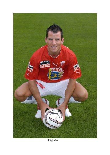 Hügli Marc - FC Solothurn