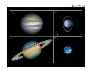 Jovian Planets - Nasa Reviews