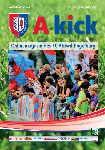 Download A-Kick 2012 als PDF - FC Abtwil-Engelburg