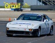 October 2012 Circuit - Grand Prix Region - Porsche Club of America