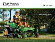 700 Series / 900 Series / 997 Diesel Ztrak ... - Agriquip Limited