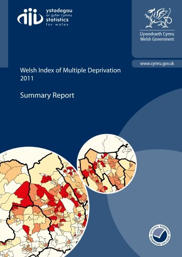Welsh Index of Multiple Deprivation - Denbighshire Local ...