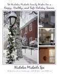 HOLIDAY ISSUE - City Living Magazine - Page 3
