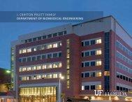 J. Crayton Pruitt Family Department Of BiomeDical Engineering