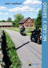 Motorcykelled 2 - upplevelseriket