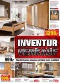inventur verkauf - Möbel Berning - Seite 7