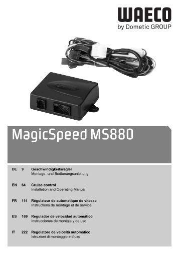magicspeed ms700 waeco. Black Bedroom Furniture Sets. Home Design Ideas