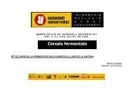Accés a la ponència en format PDF (618 KB) - Sabadell Universitat
