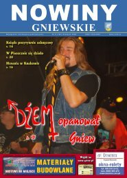 Nowiny Wrzesień 2008.indd - biblioteka.gniew.wbpg.org.pl