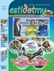 Estidotmy 2012 - Akademi Sains Malaysia