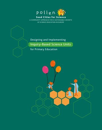 Designing and Implementing Inquiry-Based Science Units for ...