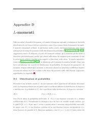 L-momenti - idrologia@polito
