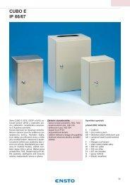 CUBO E IP 66/67 - IES