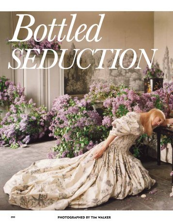 Bottled Seduction - Alyssa Hertzig
