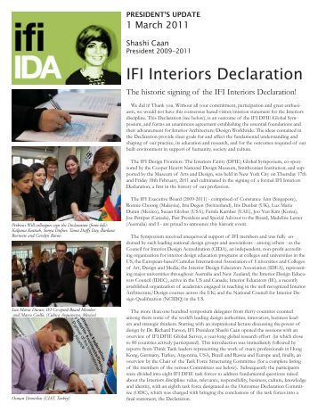Towards Sustainable Interior Design Education In Egypt