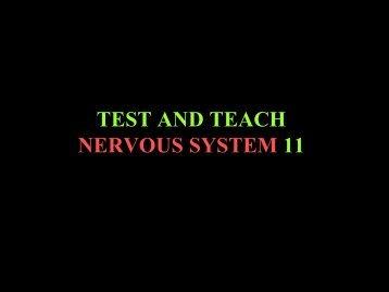 test and teach 11 - RCPA