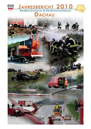 Download Jahresbericht 2010 -  Kreisfeuerwehrverband Dachau eV