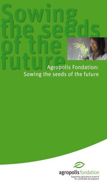 Leaflet - Agropolis