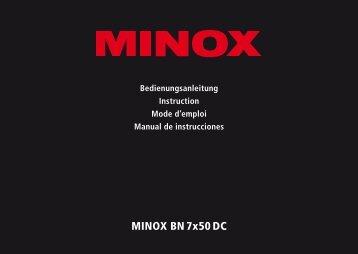 MINOX BN 7x50 DC - Yabonet Yachtshop