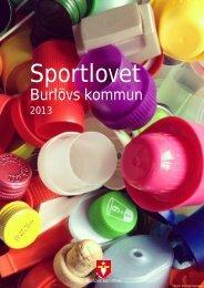 Sportlovsprogram 2013.pdf - Burlövs kommun